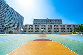 Oldest public housing estates, Choi Hung estates, Hong Kong