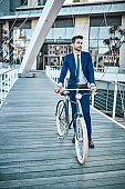 Commuting by bike is better for me and the environment
