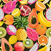 background_tropical_fruit_5