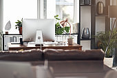 Modern furnishings for a modern workspace