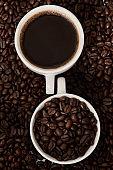 How do I take my coffee? Seriously, very seriously