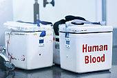 Life sustaining blood