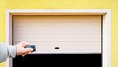 Garage by PVC.