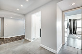 Luxury modern renovated apartment with closets, walk-ins, very well staged