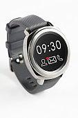smart watch stock photo