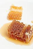 Sweet honey comb product