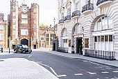 A typical view in London