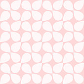 Vector seamless geometric pattern. Simple design for wrapping, wallpaper, textile