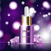 Hydrating facial serum for annual sale or festival sale.