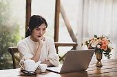 Emotional Stress Businesswoman