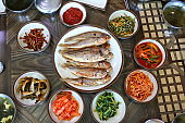 Gullby, Early, Side Dishes, Gullby Side Dishes, Early Steaming, Seafood, Fish,