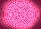 Pink spiral pattern