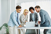 business meeting office team teamwork businessman businesswoman corporate