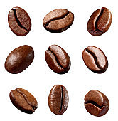 coffee bean brown roasted caffeine espresso seed