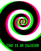 Time is an illusion concept