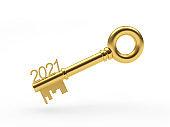 Golden key 2021