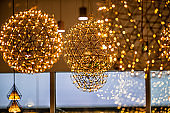 Modern style decorative lamp, chandelier, table lamp, led lamp, crystal lamp