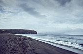 Santa Barbara Beach. Azores, Portugal.