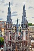 St. Nicholas Roman Catholic Cathedral, Kyiv.