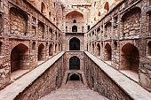 Agrasen ki Baoli step well, Delhi