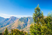 Western Ghats mountain range, India