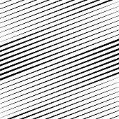 Diagonal Oblique lines edgy pattern. Black Diagonal Striped Background.