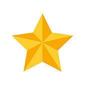star icon vector design template
