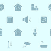 Smart House background 02-08