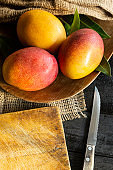 Mangoes composition