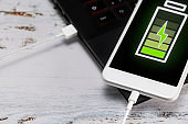 Smart Phone Charging Computer with USB Cable