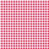 Red Plaid Digital paper, Lumberjack plaid ,Scrapbook Pack Seamless Patterns, Buffalo Check Picnic Tablecloth, Gingham Backgrounds. Color could be easy changed. Vector illustration. EPS 10