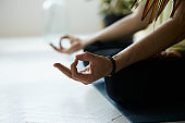 yoga mudra for deep concentration