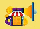 online and digital media marketing