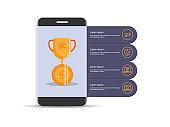 online marketing infographics
