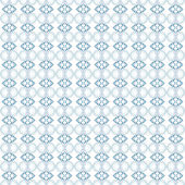 Seamless pattern of glowing blue, teal, pink, yellow subtle curves. Symmetric line art ornament. Kaleidoscope pattern. Abstract geometric background with cross shapes. Technology design. Multicolored thin lines