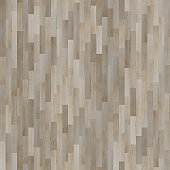 Seamless wood texture. Natural Oak hardwood or laminate classic parquet floor pattern. Medium size planks.