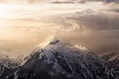 Beautiful Canadian Nature landscape view