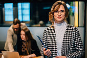 Powerful women in global business