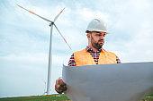 Engineer of Wind Turbine