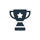 award vector icon. award editable stroke. award linear symbol for use on web and mobile apps, logo, print media. Thin line illustration. Vector isolated outline drawing.