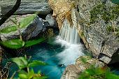 Taiwan, Hualien, Taroko, Scenic Area, Shakayu Stream, Japanese Style, Stream