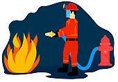 firefighter activity
