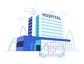 Medical insurance template - hospital