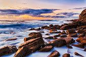Sea BB Rocks  2 South Dark