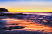 Sea Turim beach dark NE