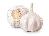 Garlic cut out