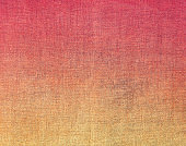 Abstract background from natural material. Grunge sackcloth. Gradient color