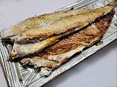 Korean Javan Mackerel Grilled Food