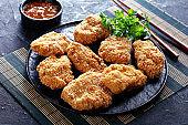 HireKatsu, Japanese pork cutlets