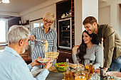 Good food brings families together